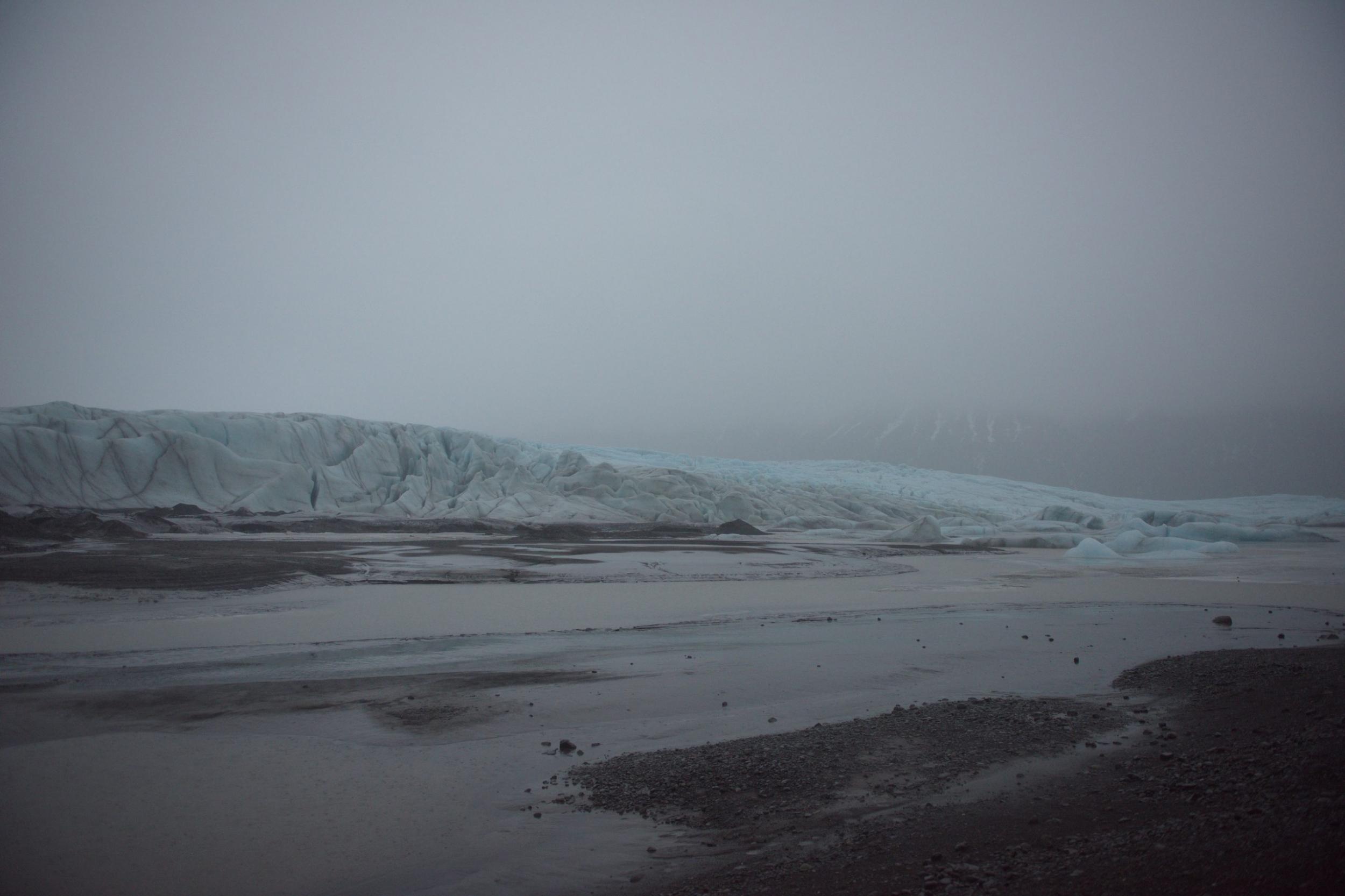 Eisberg Vätnajöküll