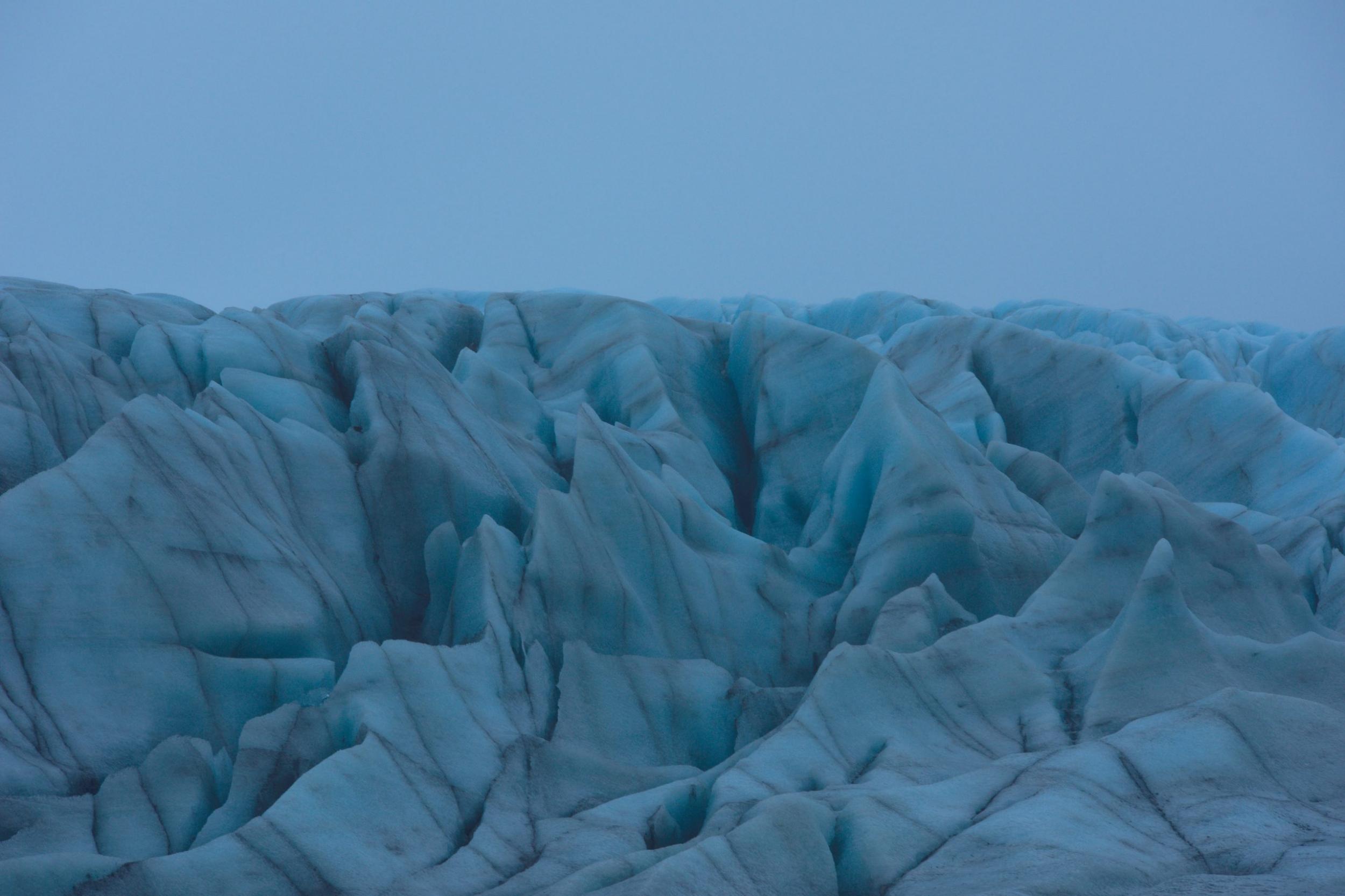 Jölülsarlon Gletscher