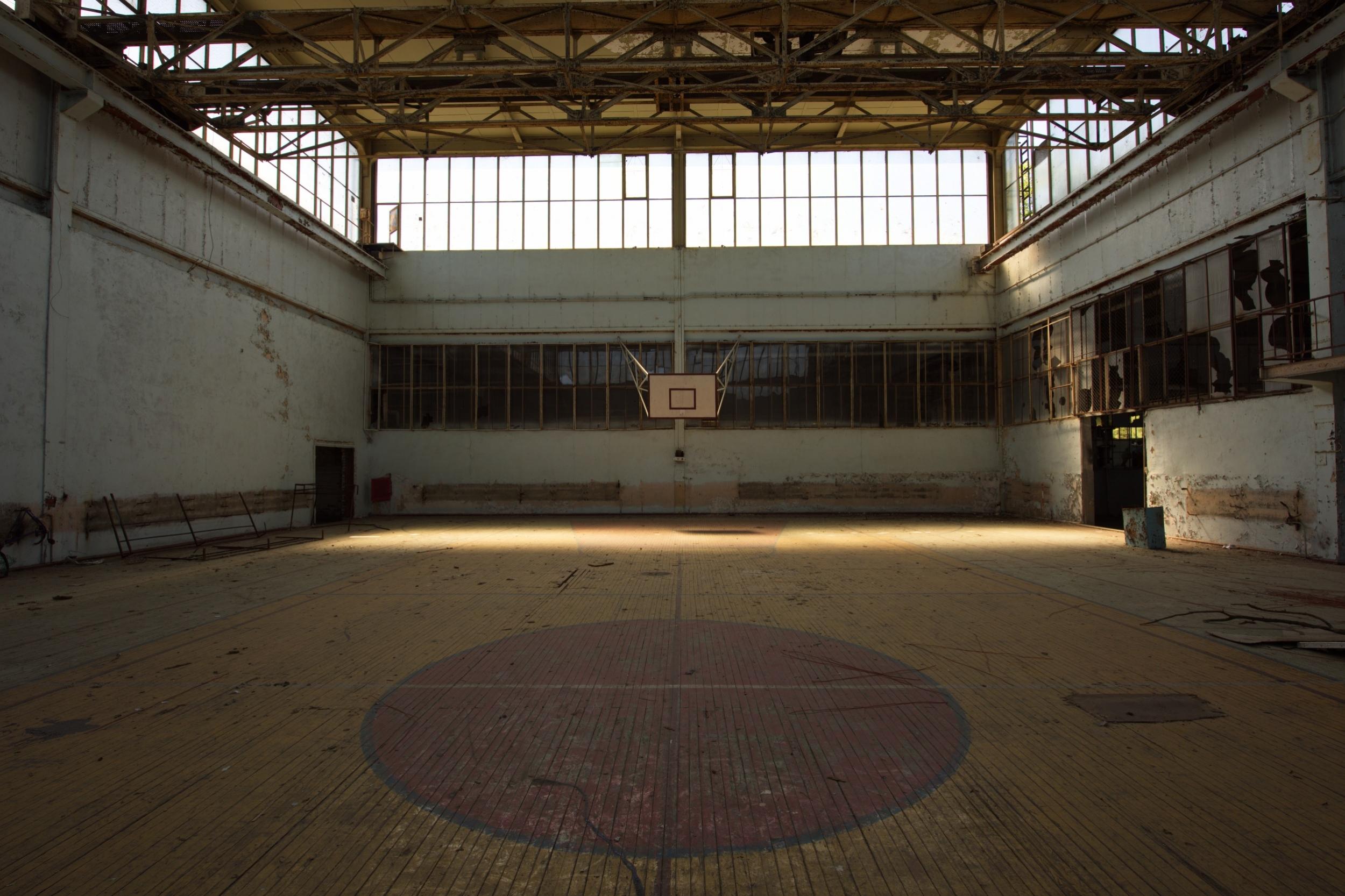 Jüterbog Fliegerschule Basketball II