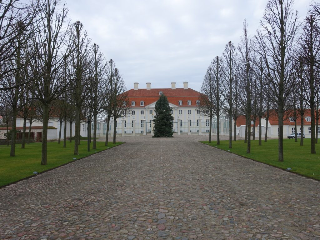 Portal Schloss Meseberg