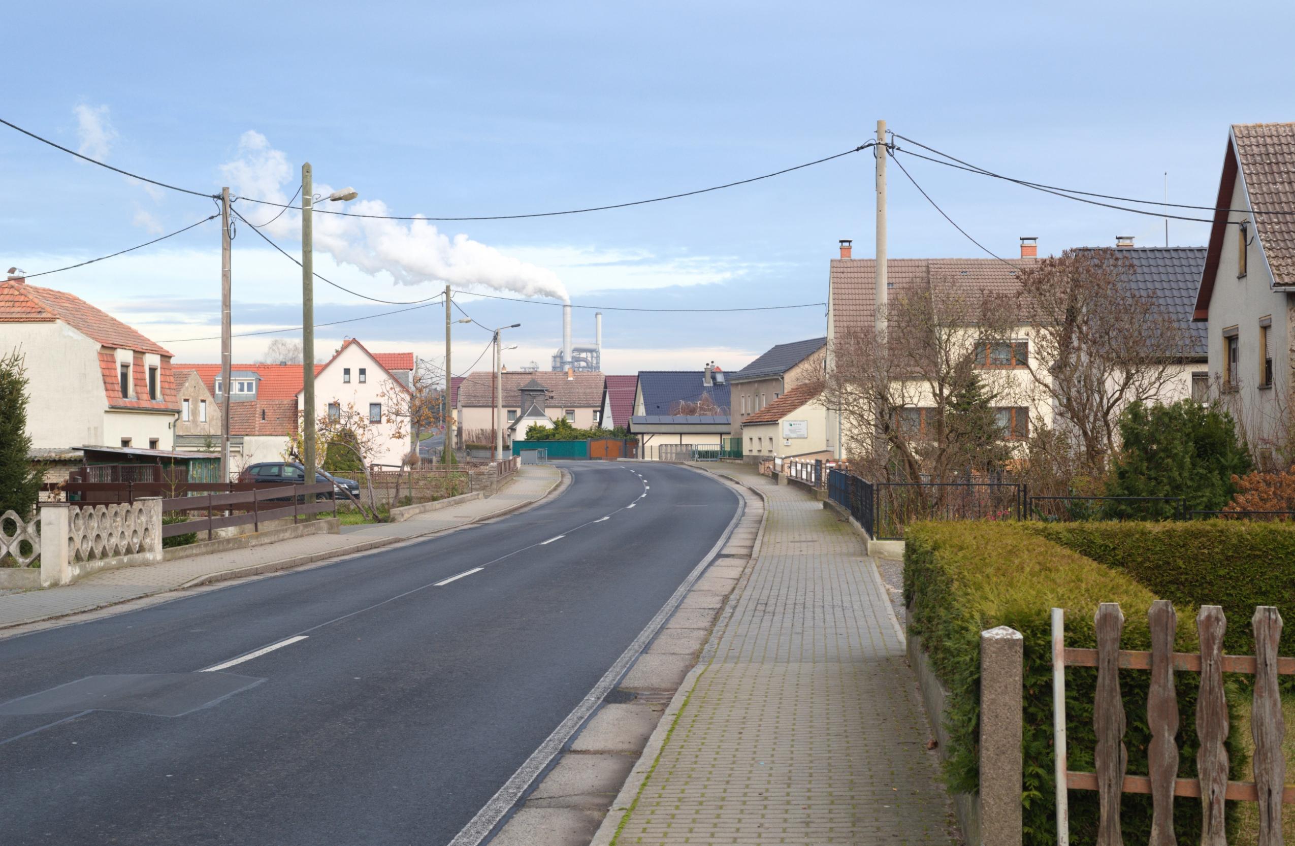 Quersa Straßenansicht
